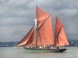 <p><strong>Provident</strong></p><p>Designer: Saunders yard<br />Builder: Saunders & Co.<br />Launched: 1924<br />Class: Brixham Trawler</p>