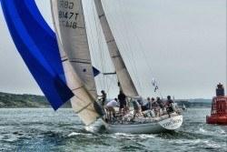 <p><strong>El Tiburon</strong></p><p>Designer: Sparkman & Stevens<br />Builder: Nautor<br />Launched: 1972<br />Class: Swan 44</p>