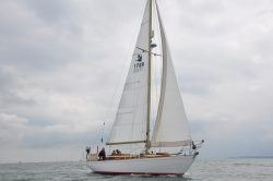 <p><strong>Matambu</strong></p><p>Designer: Robert Clarke<br />Builder: Moody of Swanwick<br />Launched: 1960<br />Class: One off</p>
