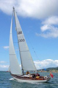 <p><strong>Caressa</strong></p><p>Designer: Alan Buchanan<br />Builder: RJ Prior and Sons<br />Launched: 1966<br />Class: Prior 37</p>