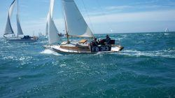 <p><strong>Little Otter</strong></p><p>Designer: Tord Sunden<br />Builder: Medina Yacht Company<br />Launched: 1965<br />Class: Folkboat</p>