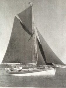 <p><strong>Maid of Wyven</strong></p><p>Designer: Dr W Radcliffe<br />Builder: <br />Launched: 1950<br />Class: One off</p>