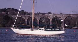 <p><strong>Triune of Troy</strong></p><p>Designer: Laurent Giles<br />Builder: Moody<br />Launched: 1938<br />Class: Channel</p>