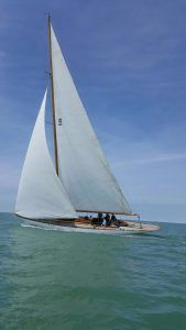 <p><strong>Lasse</strong></p><p>Designer: Anker<br />Builder: Stubbekobing Kobenhaven Denmark<br />Launched: 1940<br />Class: One off</p>