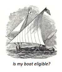 Is my boat eligible?