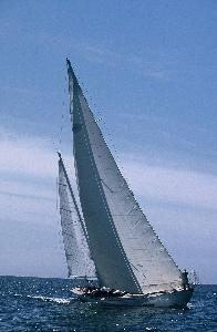 <p><strong>Gullveig</strong></p><p>Designer: Erk Salander<br />Builder: Arendals Batvarv - Goeteb<br />Launched: 1951<br />Class: One off</p>