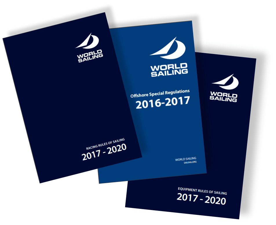 World Sailing publications