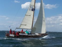 <p><strong>Kraken II</strong></p><p>Designer: Henri Dervin<br />Builder: Le Gourrierec<br />Launched: 1949<br />Class: One off</p>