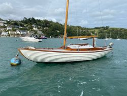 <p><strong>Wilma</strong></p><p>Designer: Tord Sunden<br />Builder: Martinson Svineviken Orust<br />Launched: 1942<br />Class: Nordic Folkboat</p>