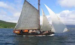 <p><strong>Boojum</strong></p><p>Designer: Unknown<br />Builder: W E Thomas Falmouth <br />Launched: 1909<br />Class: One off</p>