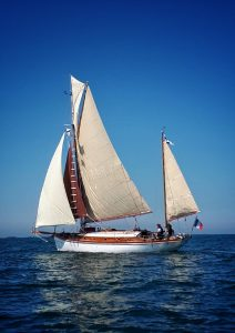 <p><strong>Nyala</strong></p><p>Designer: Maurice Griffiths <br />Builder: Everson & Son, Woodbridge <br />Launched: 1933<br />Class: One off</p>