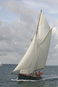 <p><strong>Pegasus</strong></p><p>Designer: Ed Burnett<br />Builder: Rolts of Bristol Classic<br />Launched: 2008<br />Class: Bristol Pilot Cutter</p>