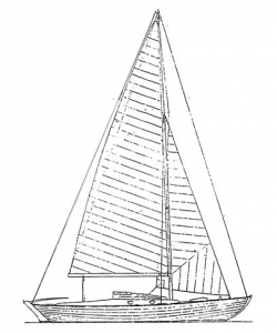 <p><strong>Imogen</strong></p><p>Designer: Tord Sunden<br />Builder: Ted Donald, Hamble<br />Launched: 1956<br />Class: Nordic Folkboat (wooden)</p>
