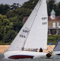 <p><strong>Zahir</strong></p><p>Designer: Charles A Nicholson <br />Builder: Clare Lallow of Cowes <br />Launched: 1960<br />Class: Nicholson Jolina </p>