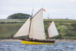 <p><strong>Our Boys</strong></p><p>Designer: R Pearce<br />Builder: R Pearce Looe<br />Launched: 1904<br />Class: Looe Lugger</p>